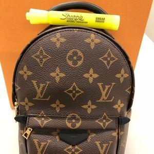 Louis Vuitton Bags - BNIB LOUIS VUITTON PALM SPRINGS MINI MONOGRAM